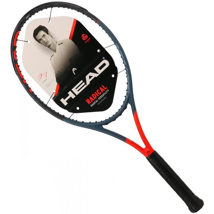 Raquette de tennis Graphene 360 radical mp - Head SL2 Orange