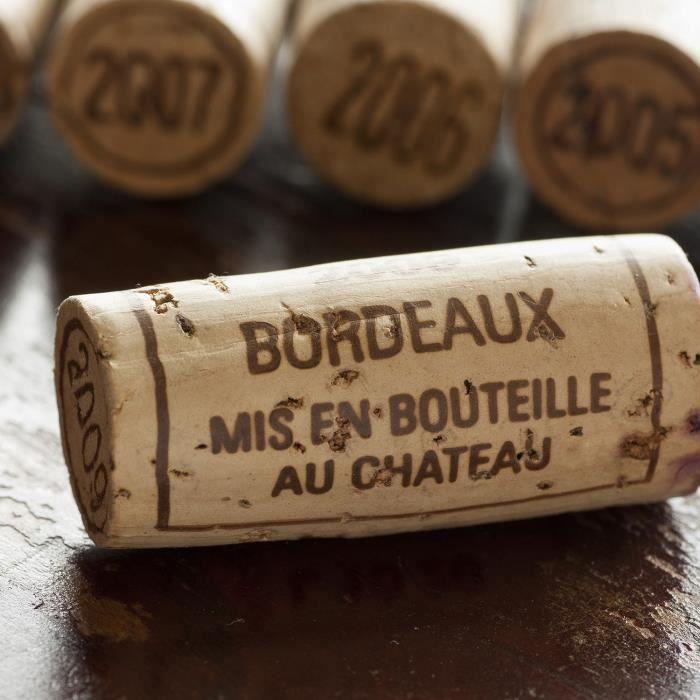 Smartbox - Atelier œnologique Grands Crus de Bordeaux en duo - Coffret Cadeau - 16 expériences autour du vin