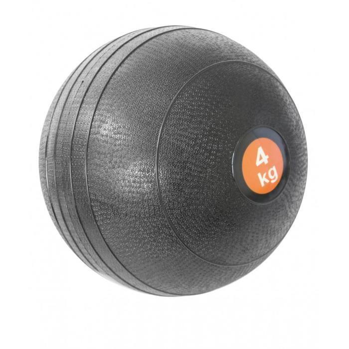 Sveltus slamball en boîte de 4 kg noir