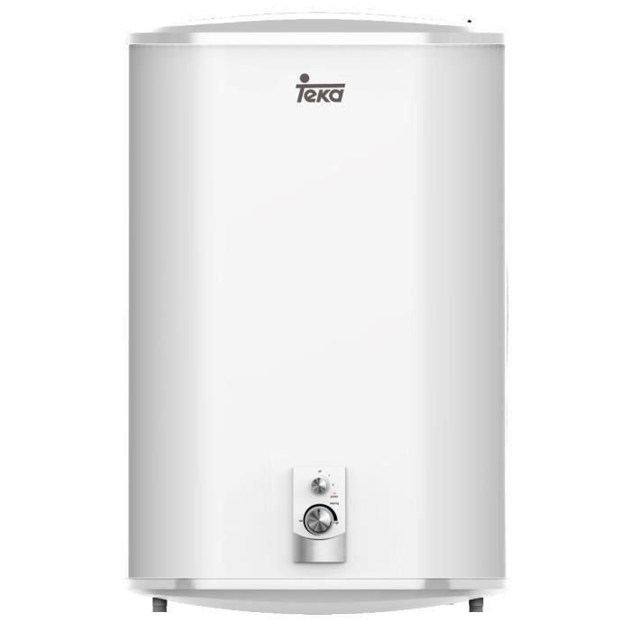 Teka EWH 80 D SLIM, horizontale-verticale, Réservoir (stockage d'eau), Intérieur, Electrique, Blanc, 1,8 cm