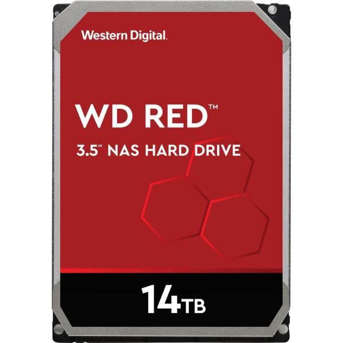 WESTERN DIGITAL Red™ NAS Hard Drive (WD140EFFX)