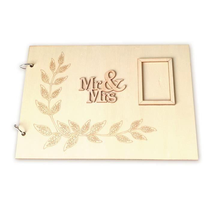 Personnalisé mr mrs instagram social medi mariage en bois style plaque métal signe