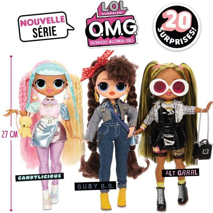 New L O L Pet Series 3 Lol Doll Mystery Pack Wave 1 Figure Mga Surprise