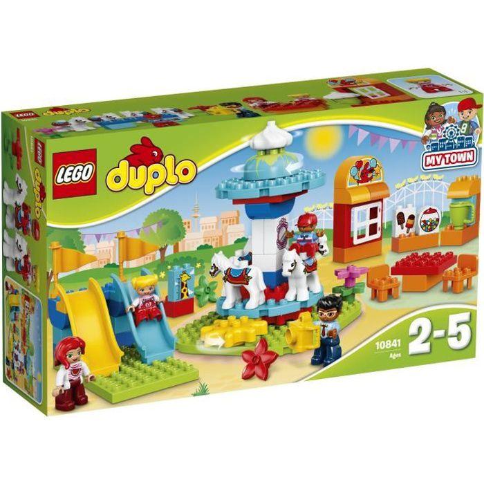 ASSEMBLAGE CONSTRUCTION LEGO® DUPLO 10841 La Fête Foraine