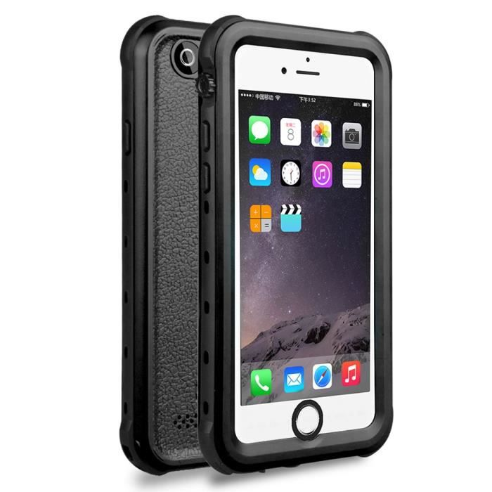 coque etanche antichoc iphone 6