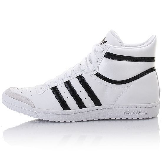 sports shoes 854ff 93c41 BASKET Adidas - Top Ten Hi Sleek Wn