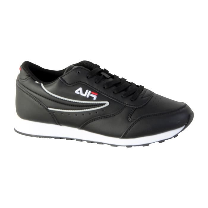 Basket Fila Orbit Low Black 45 Noir ASjWbL