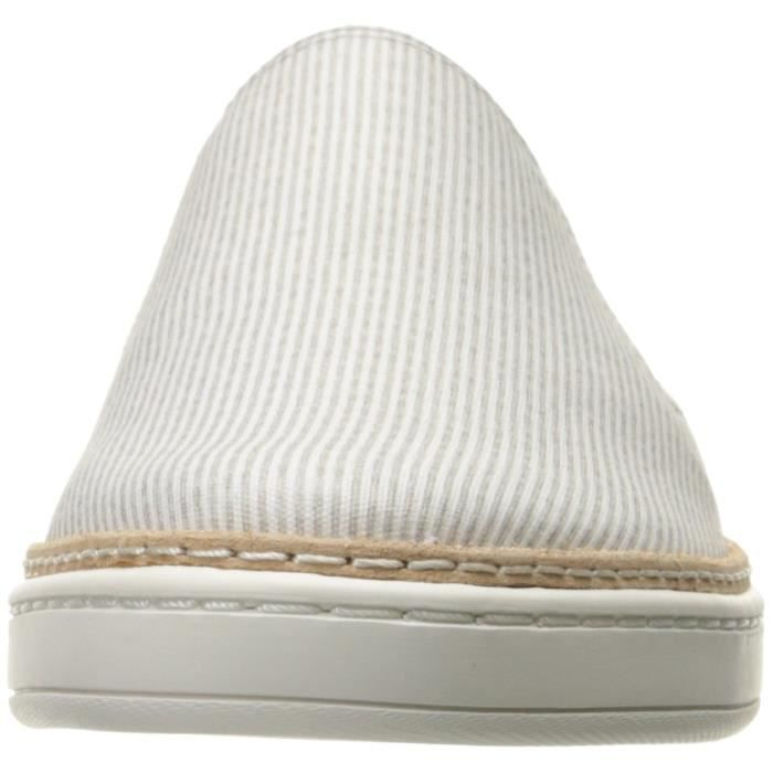 Ugg Adley Stripe Sneaker Mode MMN7L Taille-38 1-2