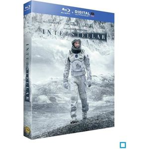 BLURAY INTERSTELLAR