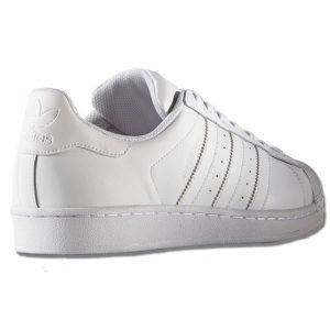 Adidas Superstar Femme 39 1/3 Blanc - Achat / Vente ...