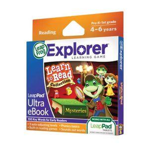 EBOOK - LISEUSE Mecanique UP1U5 LeapPad Ultra eBook Apprenez à lir