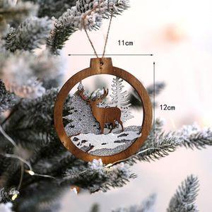 Selections D/écoration de Sapin de No/ël en Forme dange 31 cm