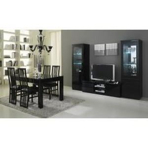 le lit de vos r ves salle a manger contemporaine gris clair. Black Bedroom Furniture Sets. Home Design Ideas