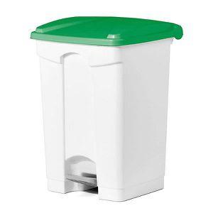 POUBELLE - CORBEILLE Collecteur de déchets CHANGE, capacité 45 l, l x h
