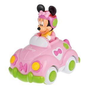 JOUET À TIRER CLEMENTONI La voiture radio commandée Minnie