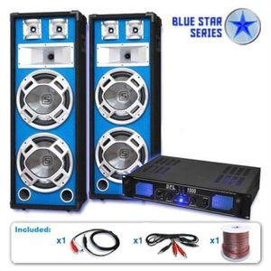 PACK SONO Electronic-star Pack sono pro