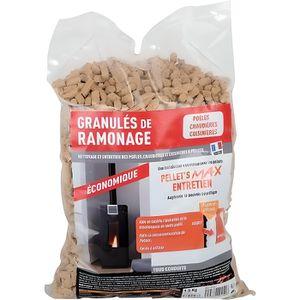 ACCESSOIRES RAMONAGE Produit pour le ramonage - Ramonage chimique à pel