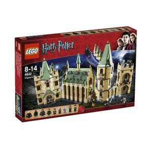 ASSEMBLAGE CONSTRUCTION LEGO Harry Potter 4842 Le Château De Poudlard