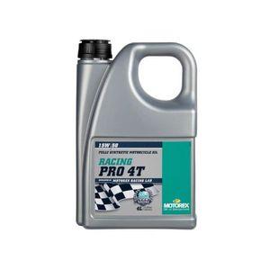 HUILE MOTEUR Huile moteur Racing Pro 4T 15W50 4L