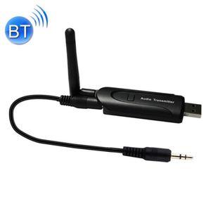 Récepteur audio Transmetteur sans fil AV pour Oreillette Bluetooth