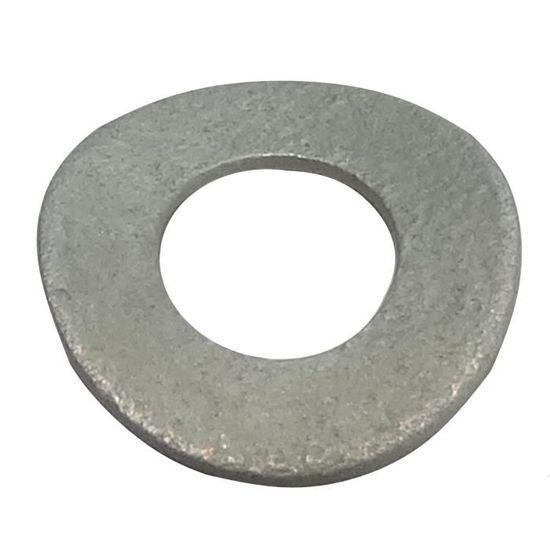 100x rondelles Grower Frein Ressort M5 Ф9.2mm H1.2mm Acier zingu/é C17723 Aerzetix