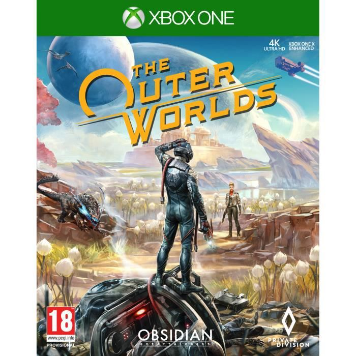 The Outer Worlds Jeu Xbox One