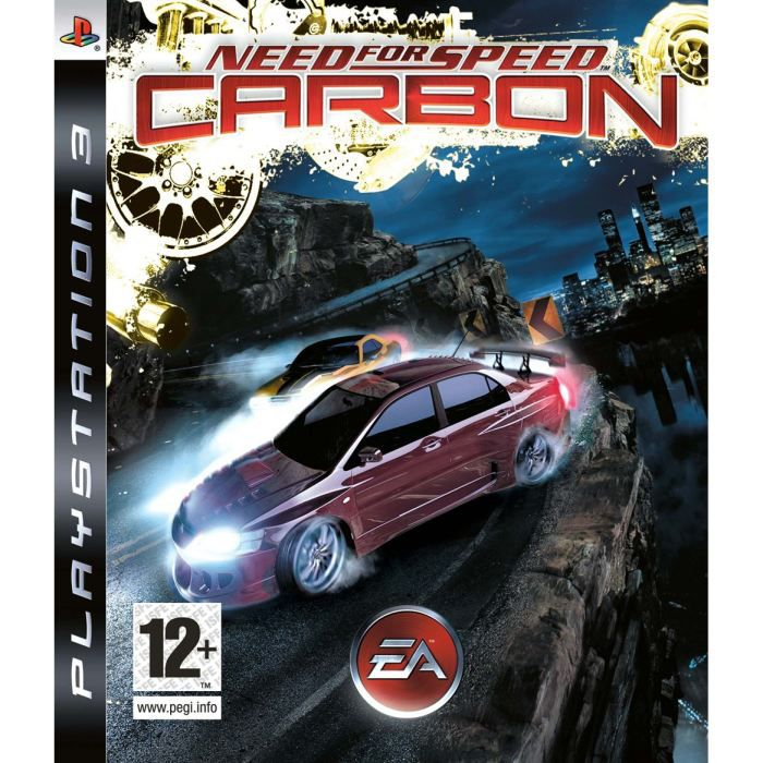 need for speed carbon ps3 achat vente jeu ps3 need for speed carbon cdiscount. Black Bedroom Furniture Sets. Home Design Ideas
