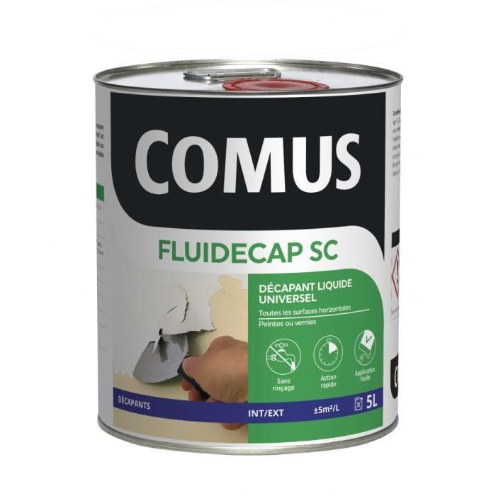 Décapant à sec Fluidecap SC COMUS SAS - Pot 5 L 1420 - 28784