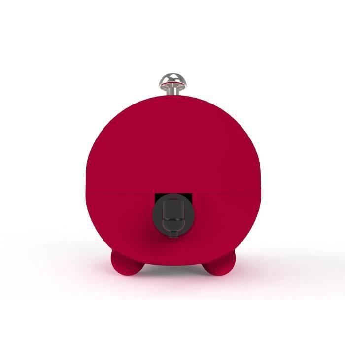 Laboul, Fontaine pour vin et boissons en bag in box 3L rouge