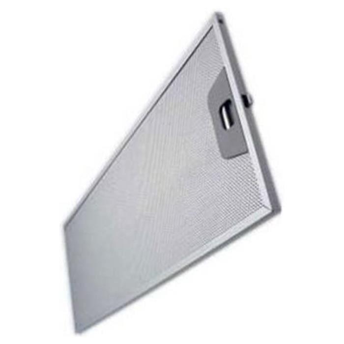 Filtre métal anti graisse (112) (à l'unité) - Hotte - DE DIETRICH (12311)