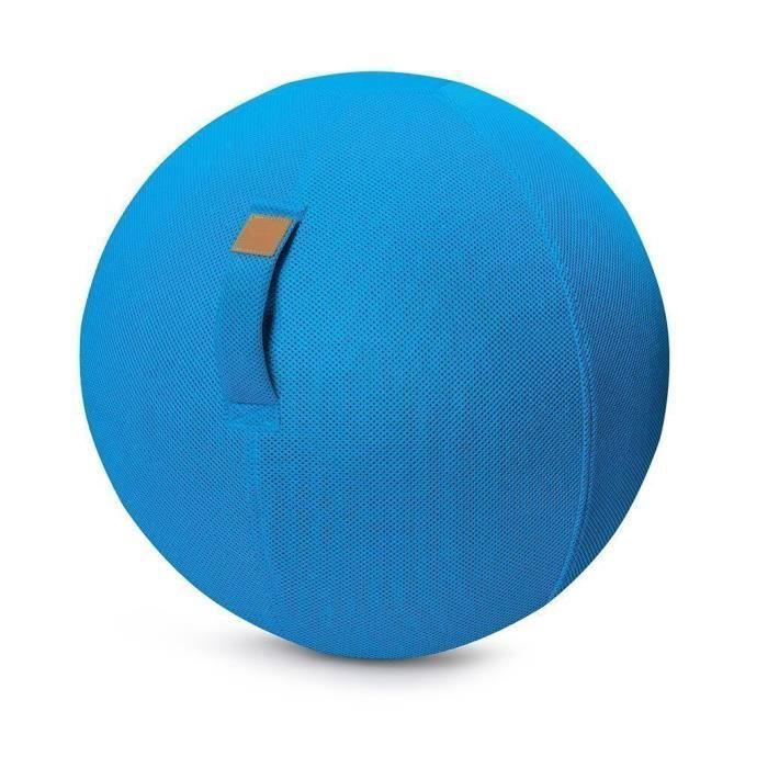 Sitting Ball Mesh bleu petrole