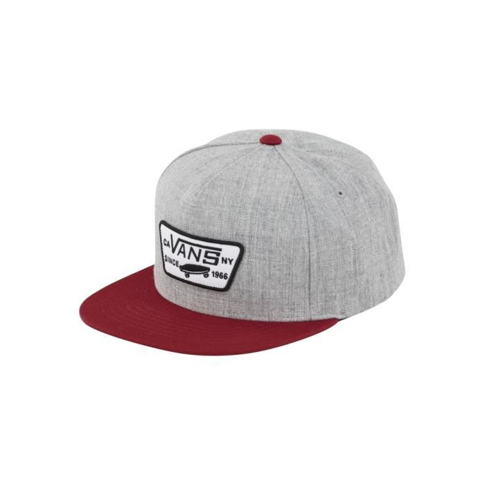 Vans Full Patch Snapback - Bonnet Homme - Hat