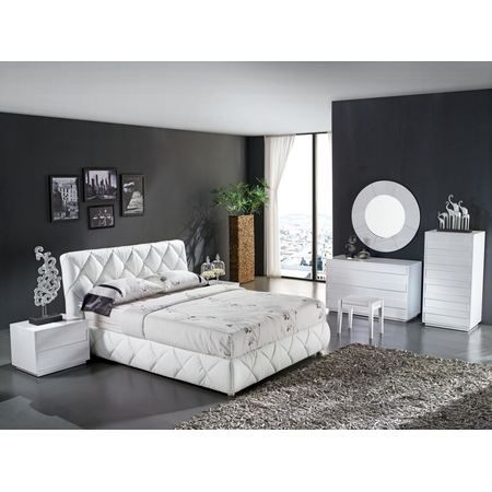 lit design adulte 2 personnes avec coffre estre achat vente structure de lit lit design. Black Bedroom Furniture Sets. Home Design Ideas