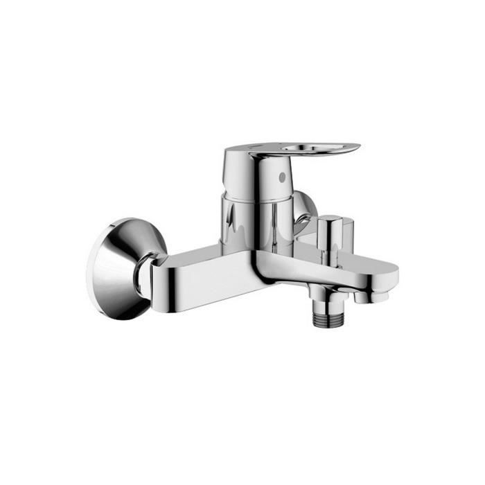 mitigeur bain douche mural grohe bauloop 23341000 achat vente robinetterie sdb mitigeur. Black Bedroom Furniture Sets. Home Design Ideas