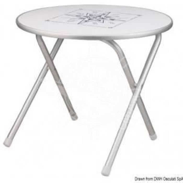Table pliante de haute qualit achat vente table a for Table haute a manger