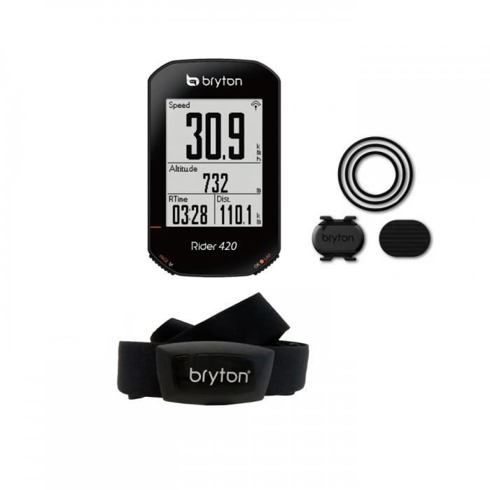 PROTECTION INDIVIDUELLE - MISE A LA TERRE BRYTON RIDER 420T GPS COD.BR420T