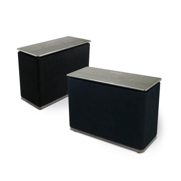ENCEINTE NOMADE METRONIC 477084 Duo Enceinte Multiroom sans Fil Ho