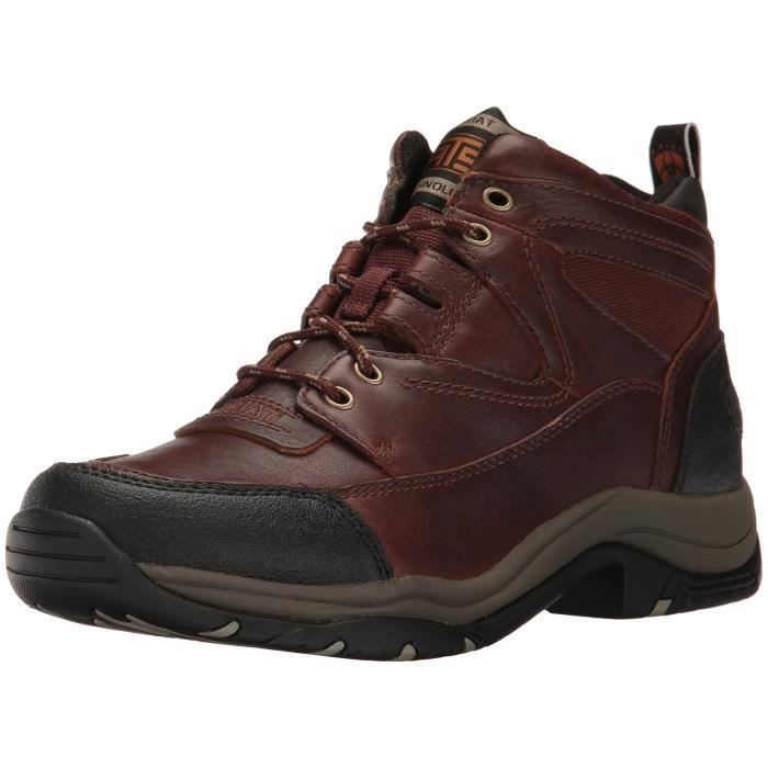 ariat terrain chaussures de randonn e wqex9 taille 44 marron marron achat vente botte. Black Bedroom Furniture Sets. Home Design Ideas