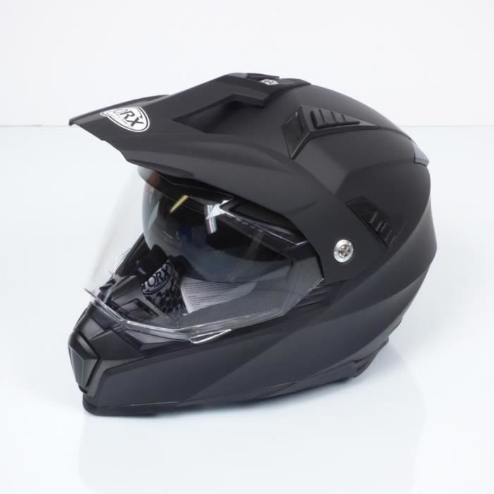 casque moto trail achat vente pas cher. Black Bedroom Furniture Sets. Home Design Ideas