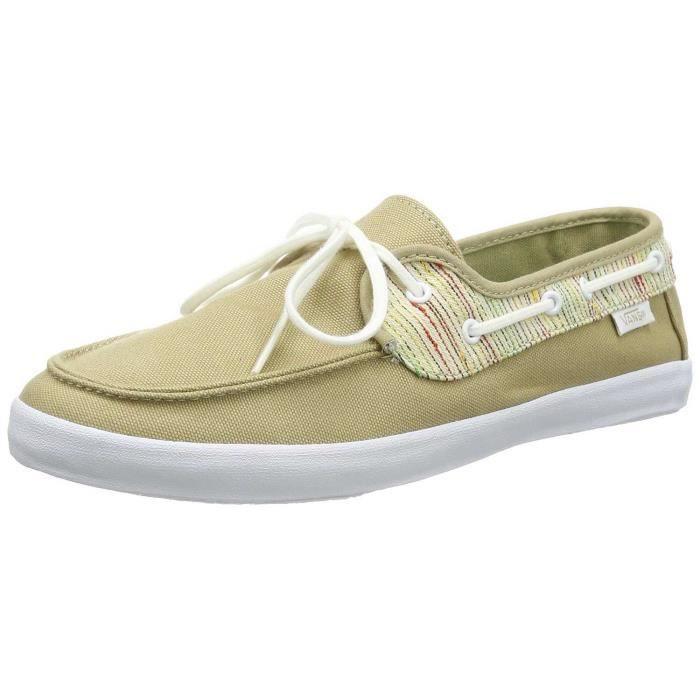 chaussures vans femme kaki