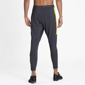 Neuf Garçons Mizuno Baseball Noir Blanc À Rayures Pantalon Taille XXX Grand