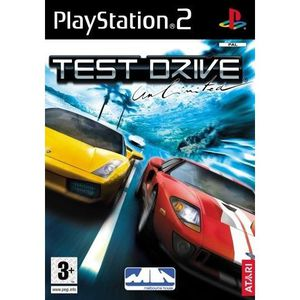JEU PS2 TEST DRIVE UNLIMITED / PS2