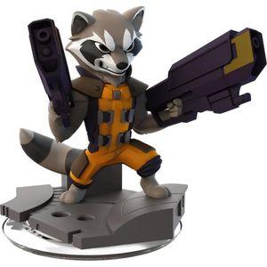 FIGURINE DE JEU Figurine Rocket Raccoon Disney 2.0: Marvel