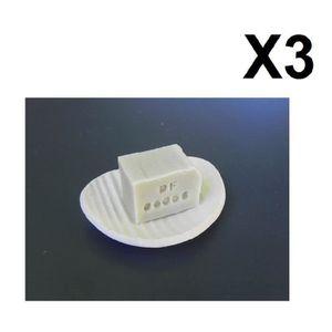 DENTIFRICE AUX GRANDES Z'OREILLES Lot 3 Dentifrices Solides F