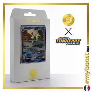 CARTE A COLLECTIONNER TYRANOCIF GX 121-214 - #myboost X Soleil & Lune 8