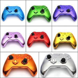 JEU XBOX ONE Shell Pour Xbox Controller One Wireless - Oranje