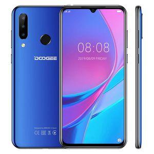 SMARTPHONE DOOGEE Y8 Smartphone 4G Débloqué 6.1'' Écran goutt