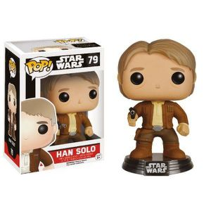 FIGURINE - PERSONNAGE Figurine Funko Pop! Star Wars Ep.7 : Han Solo