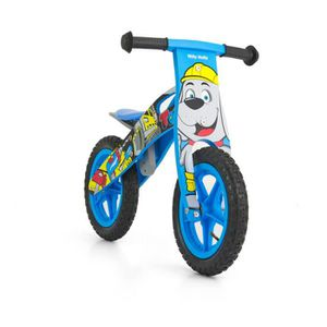 Vélo Cloche-Enfants Cloche-Bob Bricoleur-rouge ou jaune