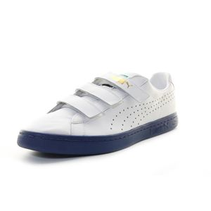 chaussure velcro homme puma